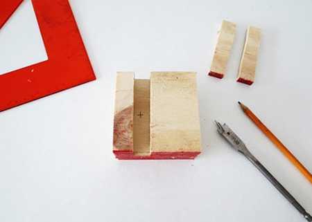 آموزش ساخت جا موبایلی چوبی (4)