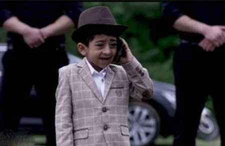 بازیگری امیر عباس کچلیک در سریال تحت تعقیب
