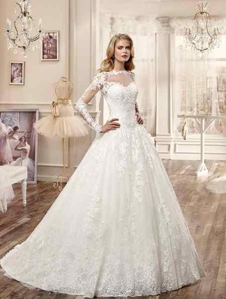 جدیدترین مدل های لباس عروس 2018 (1)