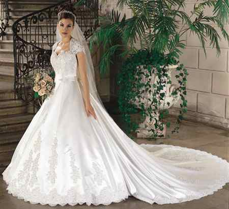 جدیدترین مدل های لباس عروس 2018 (3)