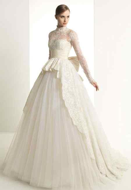 جدیدترین مدل های لباس عروس 2018 (6)