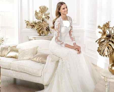 جدیدترین مدل های لباس عروس 2018 (7)
