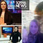 سپیده توفیق مجری شبکه جم به ایران بازگشت