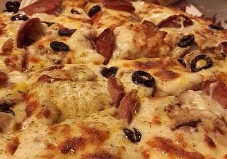 طرز تهیه پیتزا رست بیف مخصوص