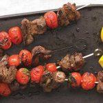 طرز تهیه کباب بره با نعناع و گوجه فرنگی
