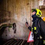 علت آتش سوزی پاساژ پروانه در خیابان جمهوری