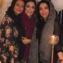 عکس جشن تولد 34 سالگی لیلا اوتادی با حضور بازیگران