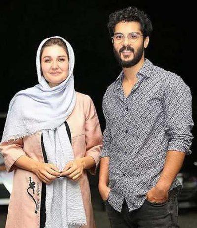 عکس ساعد سهیلی و همسرش در جشنواره فیلم شهر