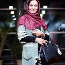 عکس مریلا زارعی در جشنواره فیلم شهر