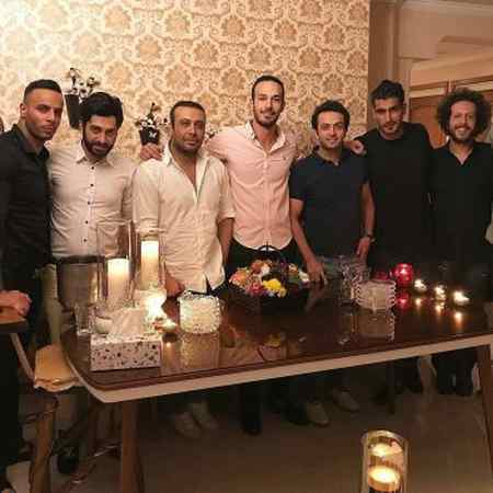 عکس های تولد 38 سالگی محسن چاوشی (1)