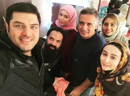 عکس های جدید ستاره حسینی بازیگر سینما و تلویزیون (4)