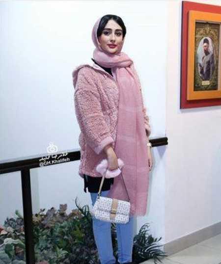 عکس های جدید ستاره حسینی بازیگر سینما و تلویزیون 7 عکس های جدید ستاره حسینی بازیگر سینما و تلویزیون