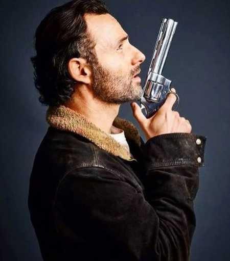 عکس های ریک گرایمز در سریال مردگان متحرک ( The walking dead ) (7)