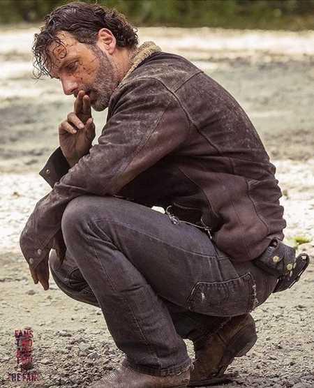 عکس های ریک گرایمز در سریال مردگان متحرک ( The walking dead ) (8)