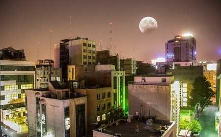 عکس های ماه گرفتگی در ایران مرداد 96 (1)