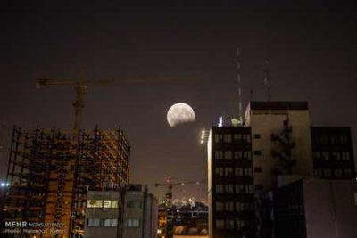 عکس های ماه گرفتگی در ایران مرداد 96 (6)