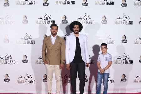 عکس های مراسم جشن امضای آلبوم ماکان باند 4 عکس های مراسم جشن امضای آلبوم ماکان باند