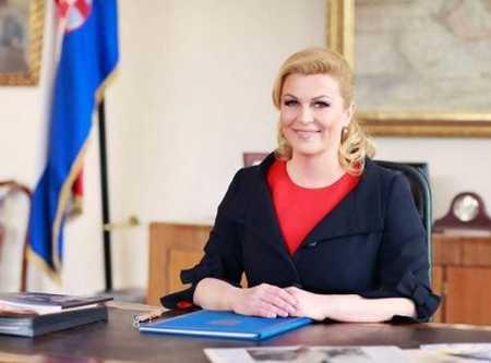 عکس های کالیندا کیتاروویچ رییس جمهور کرواسی (2)