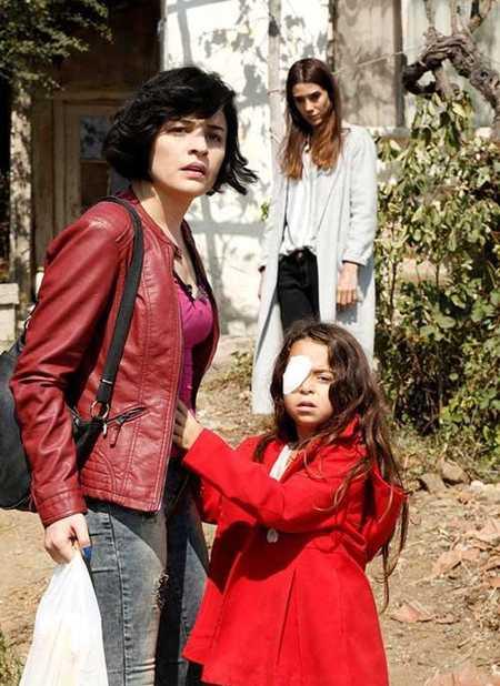 عکس ها و داستان قسمت آخر سریال هسل (2)