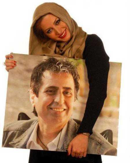 فریبا نادری و مسعود رسام