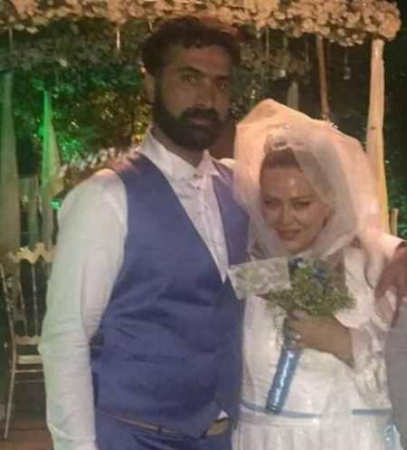 ماجرای ازدواج بهاره رهنما و همسر جدیدش امیر خسرو عباسی (1)