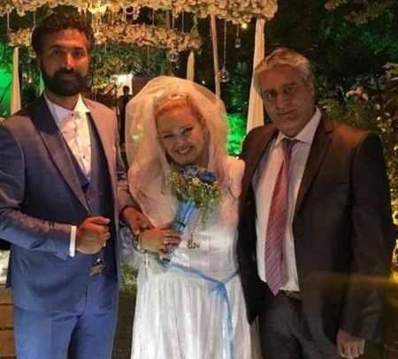 ماجرای ازدواج بهاره رهنما و همسر جدیدش امیر خسرو عباسی (2)