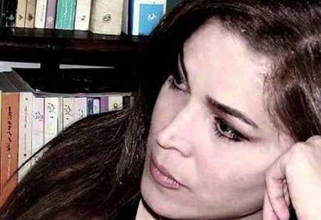 کشف حجاب سهیلا عزیزی بازیگر سریال دنیای شیرین 7 کشف حجاب سهیلا عزیزی بازیگر سریال دنیای شیرین