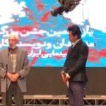 کلیپ توهین جمشید مشایخی به عزت الله انتظامی