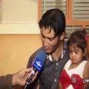 کلیپ لحظه دیدار ملیکا و خانواده اش پس از 10 روز