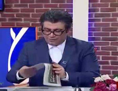 کلیپ واکنش به سلفی نمایندگان مجلس با موگرینی در پخش زنده