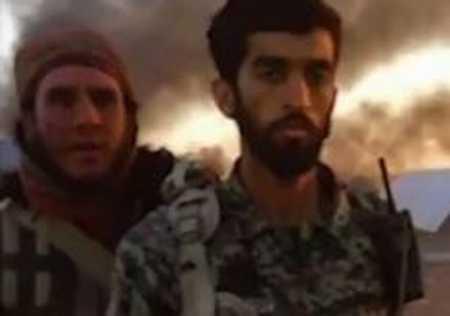 کلیپ گزارش صدا و سیما از شهادت محسن حججی