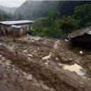 گزارش رانش زمین در هند و تلفات آن