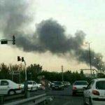 علت آتش سوزی در یک انبار لوازم پلاستیک جنوب تهران