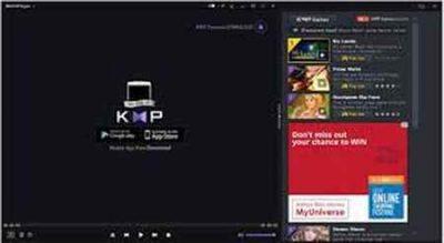 آموزش حذف و غیرفعال کردن تبلیغات KMPlayer (1)