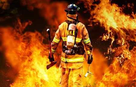 و پیامک روز آتش نشانی 96 - استاتوس و پیامک روز آتش نشانی ۹۶
