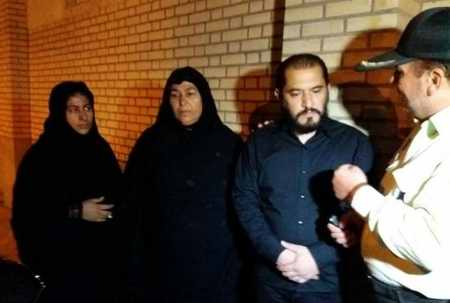 اعدام قاتل آتنا اصلانی در ملا عام (5)