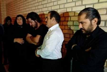 اعدام قاتل آتنا اصلانی در ملا عام (7)