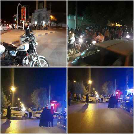 بمب گذاری در نزدیکی منزل پدری شهید حججی