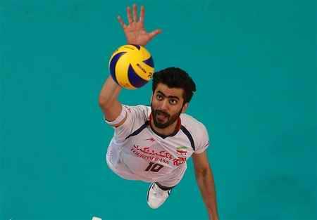 بیوگرافی امیر غفور والیبالیست ایران و همسرش (12)