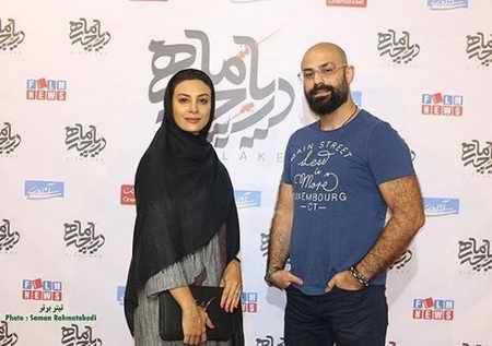 بیوگرافی حدیثه تهرانی بازیگر و همسرش (4)