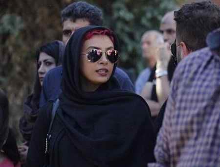 بیوگرافی حدیثه تهرانی بازیگر و همسرش (5)