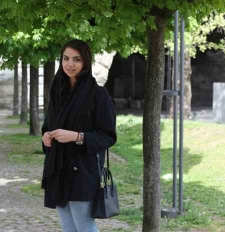 بیوگرافی سارا خادم الشریعه استاد شطرنج و همسرش (4)