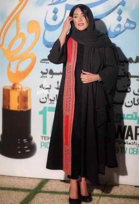 بیوگرافی سارا منجزی پور بازیگر و همسرش (4)