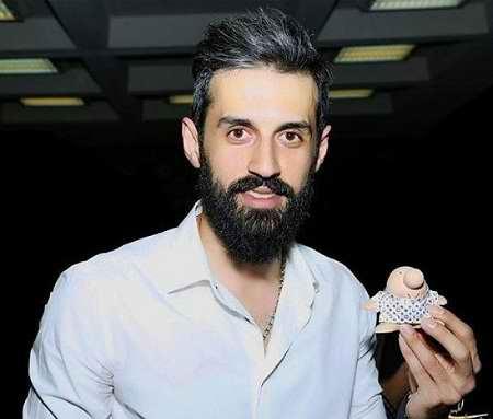 بیوگرافی سعید معروف والیبالیست ایران و همسرش (1)