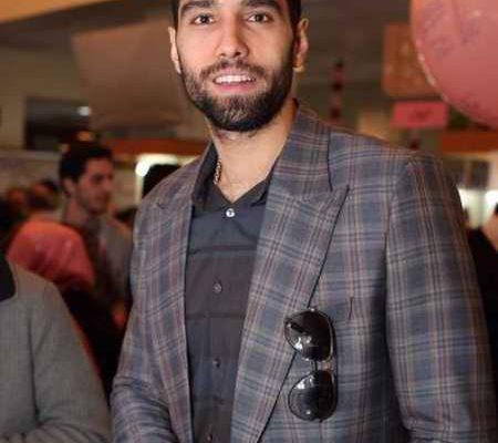 بیوگرافی سید محمد موسوی والیبالیست ایران و همسرش (1)