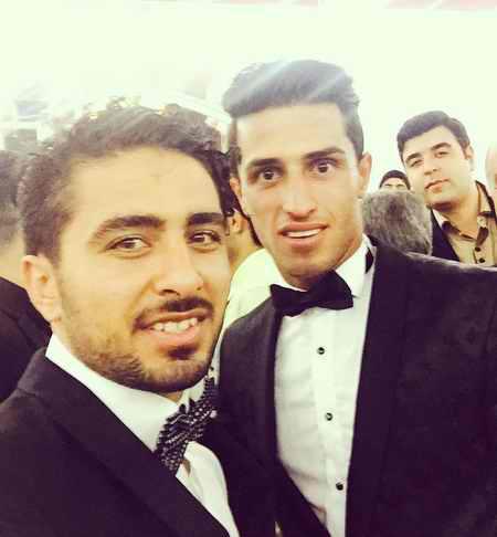 بیوگرافی علی علیپور فوتبالیست و همسرش بصورت کامل