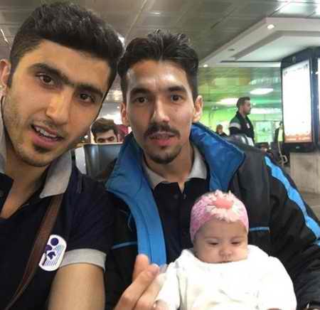 بیوگرافی مجتبی میرزاجانپور والیبالیست ایران و همسرش 8 بیوگرافی مجتبی میرزاجانپور والیبالیست ایران و همسرش