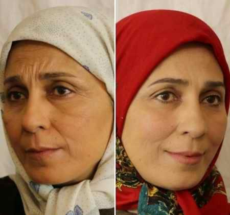 بیوگرافی مریم کاظمی بازیگر و همسرش (2)