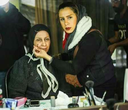 بیوگرافی مریم کاظمی بازیگر و همسرش (3)