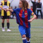 بیوگرافی و عکس های ژاوی سیمونز بازیکن بارسلونا